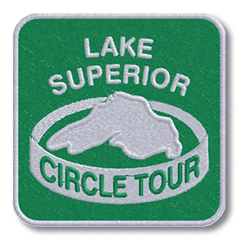 Lake Superior Circle Tour Patch