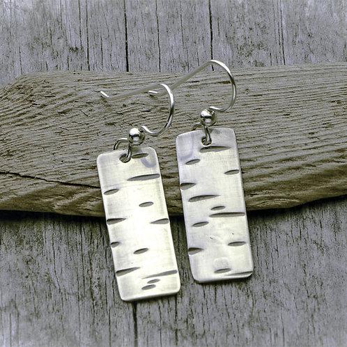 Birchbark Earrings