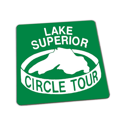 Lake Superior Circle Tour Magnet