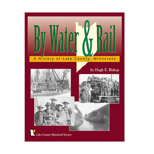 IMPERFECT COPY - By Water & Rail: Hardcover