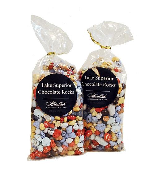 Lake Superior Chocolate Rocks 2-pack