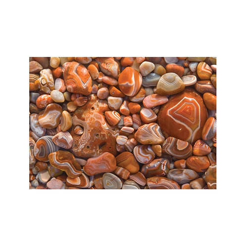 Lake Superior Agates Note Card