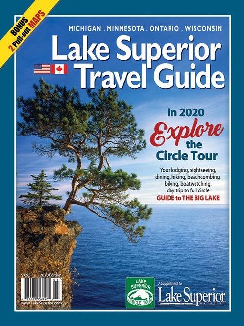 2020 Lake Superior Travel Guide