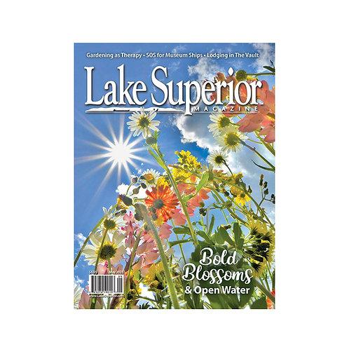 Lake Superior Magazine April/May 2021