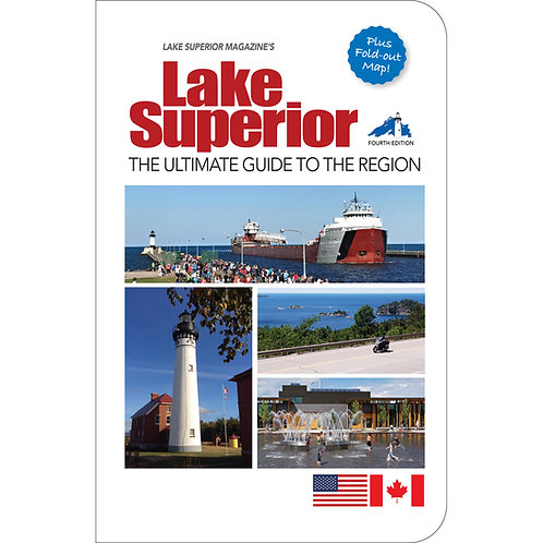 IMPERFECT COPY - Lake Superior, The Ultimate Guide