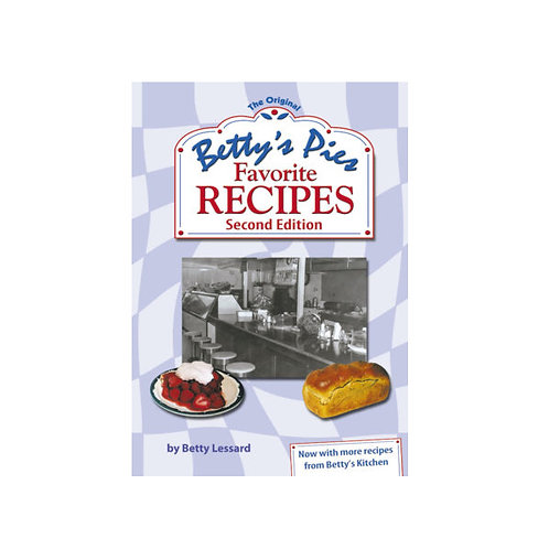 IMPERFECT COPY - Betty's Pies Favorite Recipes