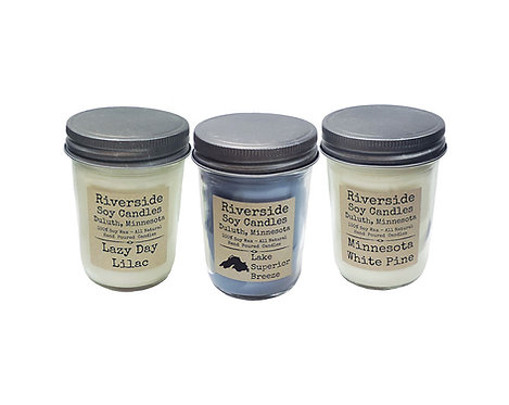 Riverside Soy Candles