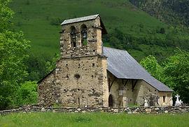 vous trouverez dans nos vallée luchonnaise une multitude d'église romane