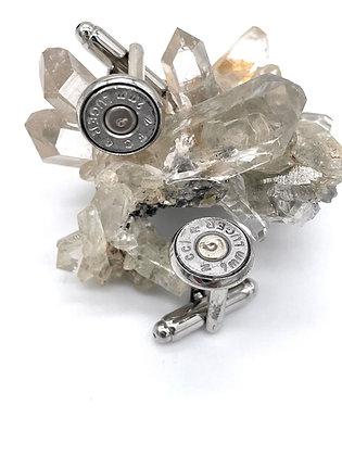 9mm Steel Casing Cufflinks