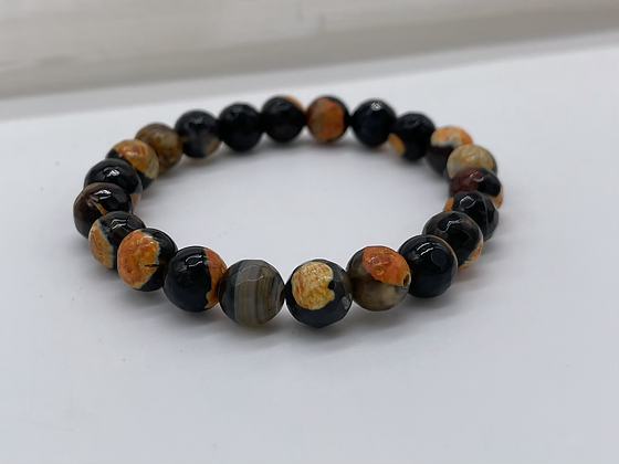 Fire Agate Stackable