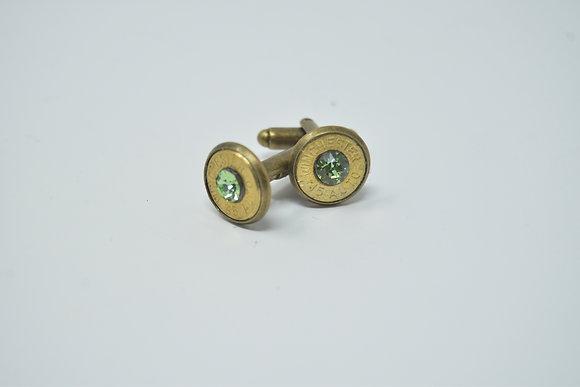 Custom Bullet Casing Cufflinks