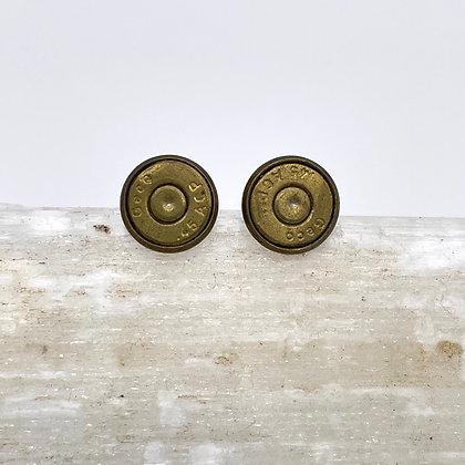 45 Upcycled Stud Earrings