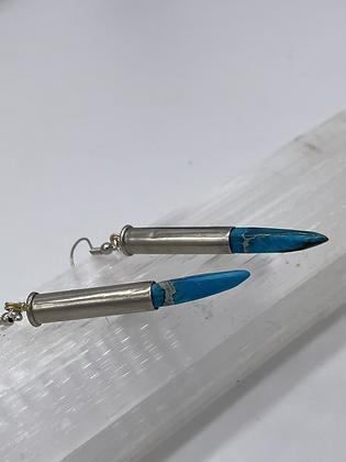 .22 Turquoise Earrings