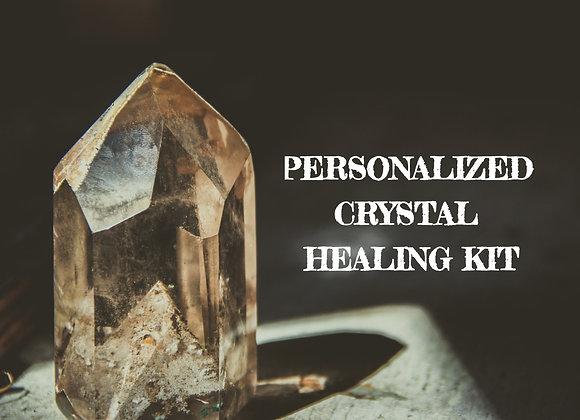 Custom Crystal Kit: Large Cleansing Kit