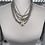 Thumbnail: Vintage Quartz Statement Necklace