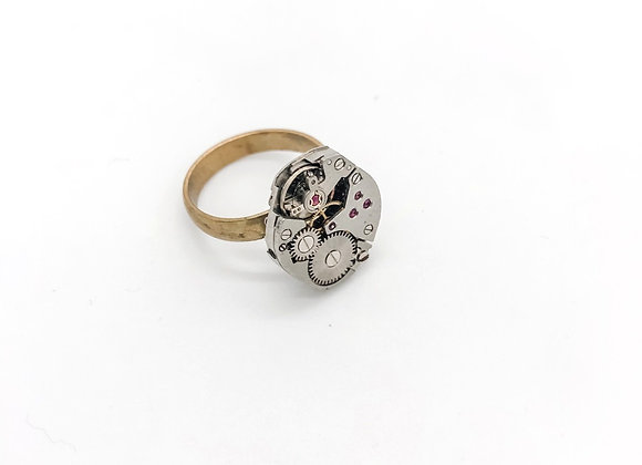 Vintage Watchgear Ring