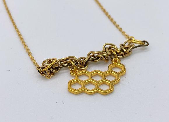 Honeycomb Gold