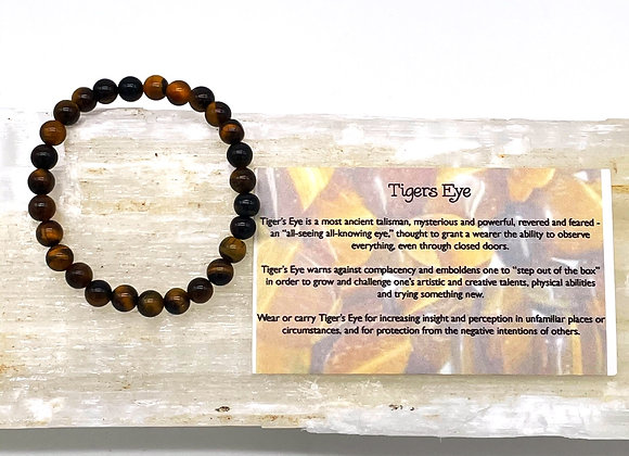 Tigers Eye Stackable