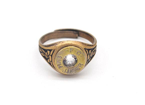 9mm Adjustable Brass Ring