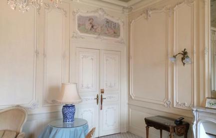 Restauration peintures décoratives et pa