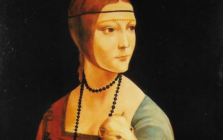 Reproduction peinture Léonado Da Vinci