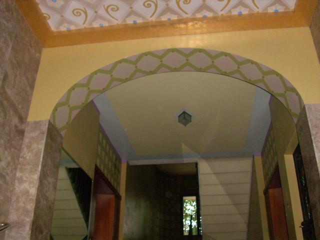 Restauration motifs décoratifs Genève