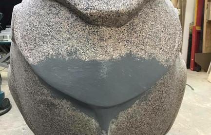 Restauration pierre