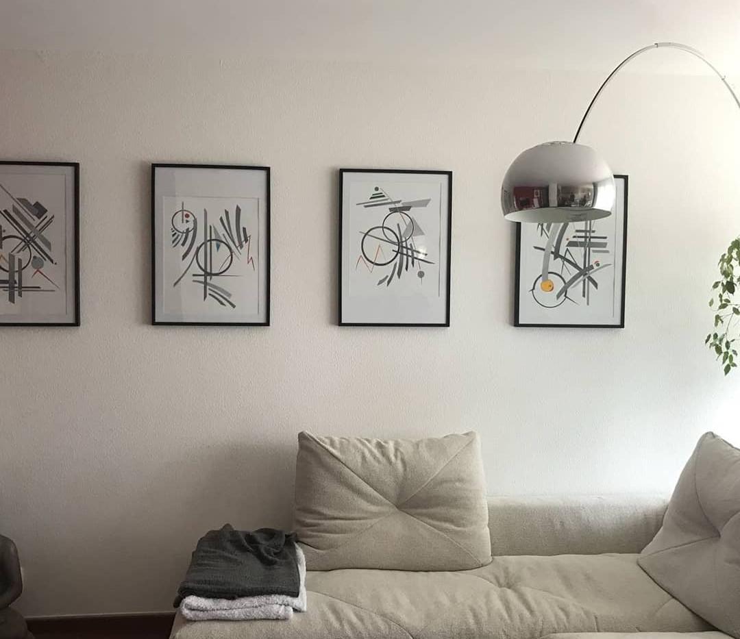 peinture intérieur et tableaux