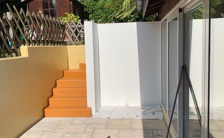 peinture terrasse extérieurs