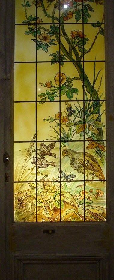 Restauration vitraux Genève