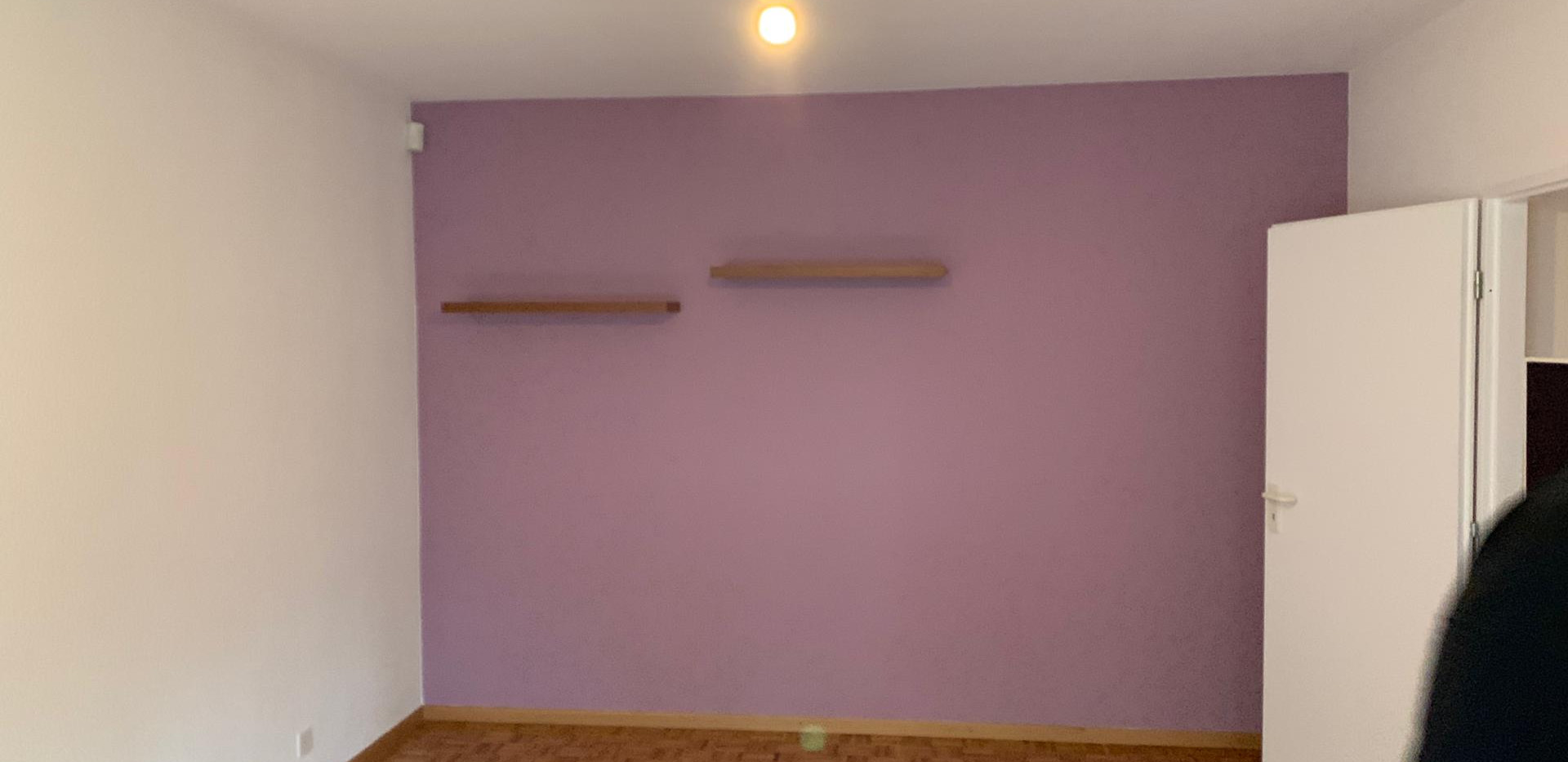 peinture appartment moderne