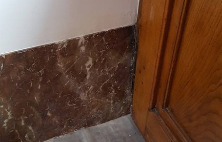 Restauration marbres Rue Poterie