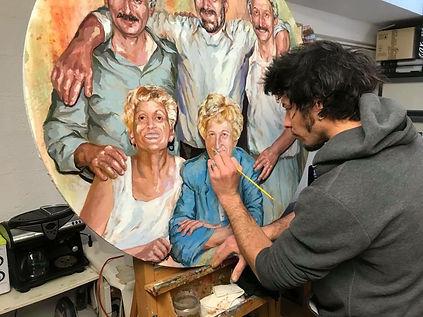 Portraits famille