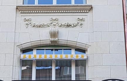 restauration filets joints facade Champe