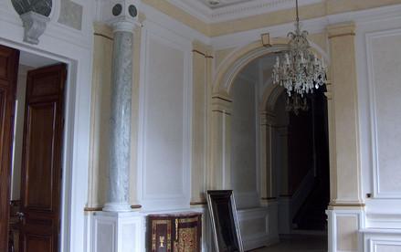 Peinture faux-bois Faux-marbres et patin