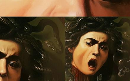 Reproduction peinture Caravaggio