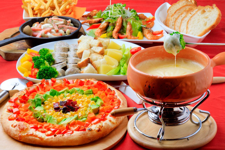 ★ディナーシェアコース