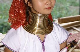 Asia Thailand Tribal Villages Ban No Lae