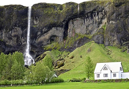 Europe Iceland Southeast Along Route 1 -