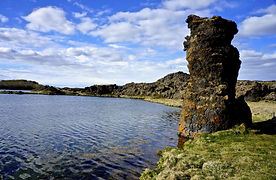 Europe Iceland Lake Myvatn Area 2014 - 8