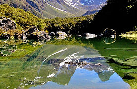 New Zealand South Island Routeburn Track