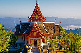 Asia_Thailand_Mae_Salong–_Two_Temples_–_