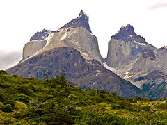 Latin America Chile Patagonia Nordenskjo