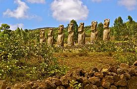 Latin America Chile Easter Island 1 2012
