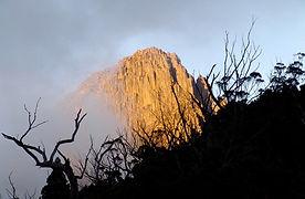 Australia Tasmania Cradle Mountain Track