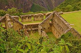 Latin America Peru Choquequirao Trek to