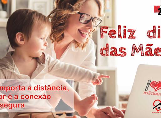Nossa homenagem a todas as mães do Brasil