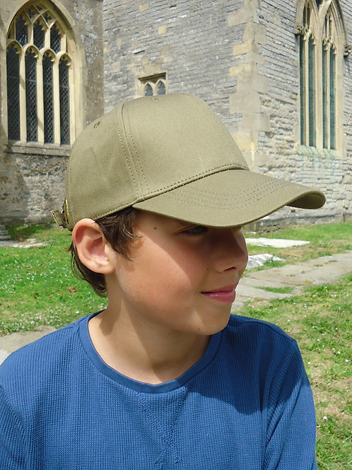 Kids Baseball Cap EMF protection