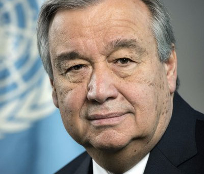 UN Staff member puts UN Secretary-General on Notice