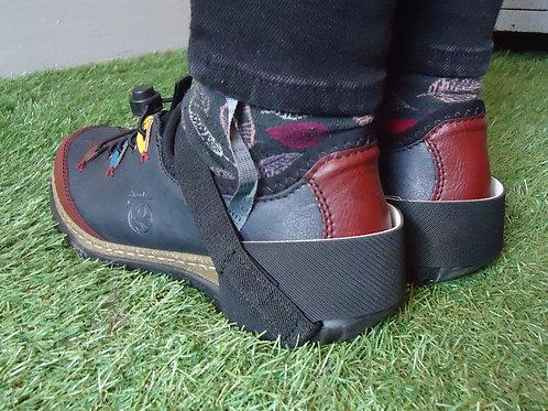 Earthing Shoe Straps (pair) Adjustable